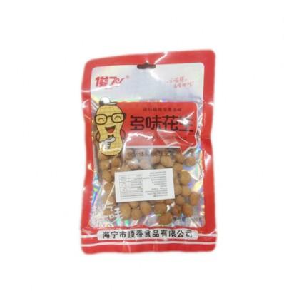 俊飞*多味花生 166g Multi-flavored peanuts