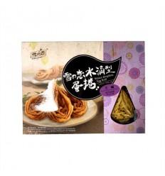 雪之恋*水滴型蛋卷*芝麻味 48g egg rolls