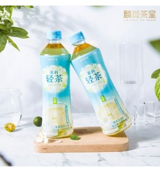 麟珑茶室茉莉轻茶 500ml Jasmine Light Tea