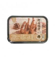 周小贱*鲜卤鸭锁骨*甜辣味 118g Preserve pato