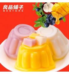 良品铺子*椰果布丁混合装(蓝莓*2芒果*2山竹*2) 720g Bestore Snacks