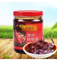 李锦记*潮州辣椒油 335g LKK Spice sauce