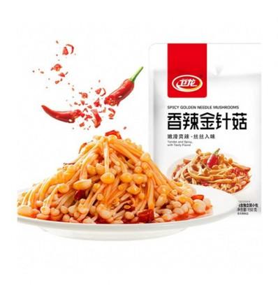 卫龙*香辣金针菇 150g flavor enoki