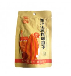 徽记*蜜汁山核桃味瓜子 112g sunflower seeds