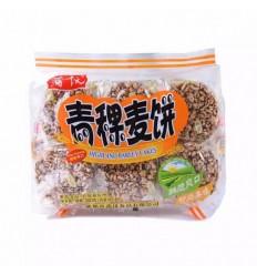 蒲议*青稞麦饼*花生味 300g Barley wheat cake