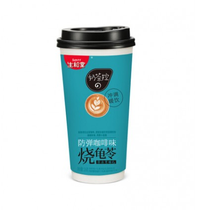 生和堂*烧龟苓咖啡味可吸龟苓膏 209g Guiling Cream