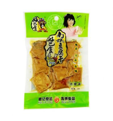 好巴食*南溪麻辣豆干*泡椒味 95g Spicy tofu