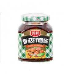 厨邦*香菇拌面酱广式香辣 220g Soy Pasta