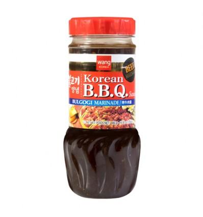 Wang 韩国烤肉酱 480g BBQ Sauce