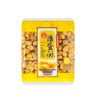 台湾九福(鸡蛋酥)沙琪玛 Shaqima Cracker 227g
