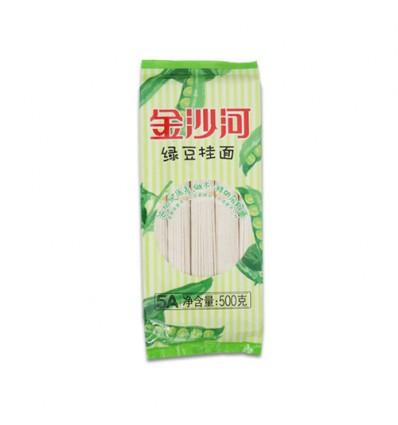 金沙河*绿豆挂面 500g Noodles
