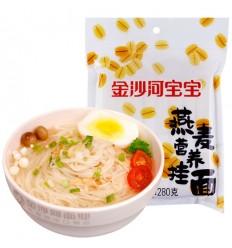 金沙河宝宝*燕麦*营养挂面 280g Noodles