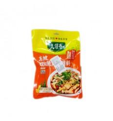 九岭香*东坡双椒脆鱼调料*香辣味 425g Fish Spice