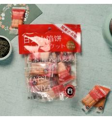 松谷屋*日式小馅饼*红豆味 70g biscuit