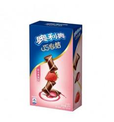 奥利奥*巧心结*阳光草莓味 47g crackers