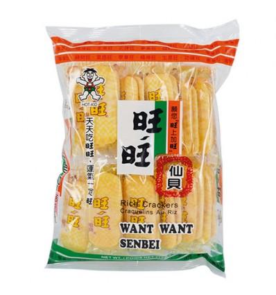 (大包)旺旺*仙贝 112g wangwang Cracker