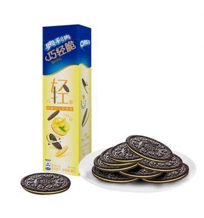 奥利奥*巧轻脆*柠檬芝士蛋糕味 95g crackers