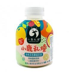 小鹿乱撞*冷热双泡暴摇奶茶*小鹿百里芒芒 58g milk tea