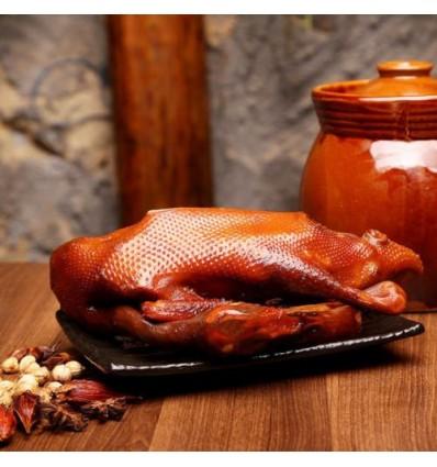 (A区) 陈肖微*温州麻油鸭 1只 duck