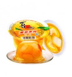 喜之郎*蜜桔果肉果冻(杯装) 200g JELLY