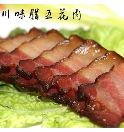 川味生晒风干鲜腊肉(不辣) Sichuan Dried Meat 约300g