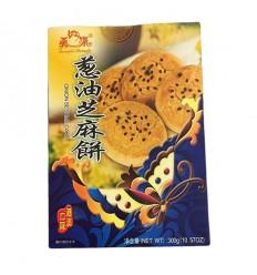 嘉顿*香葱薄饼 crackers 200g