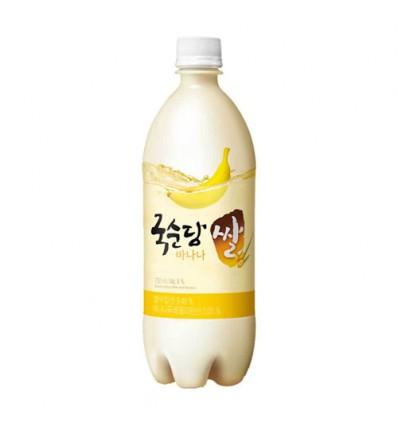 Makgeolli*韩国米酒*香蕉味 750ml Rice wine