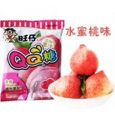 旺仔*QQ糖*菠萝味 20g jelly