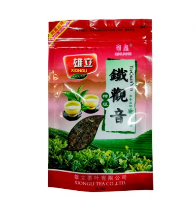奇皇雄立*高山绿茶 50G tea