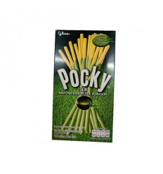 Pocky*chocolate&almond*杏仁巧克力味 45G Biscuit stick