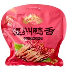 藤桥古镇*温州鸭舌*麻辣味 475G Duck tongue