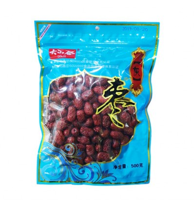 精品新疆大红枣 Hetian date 500g