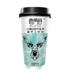 鹿角巷*黑糖鹿丸牛乳茶 123g Milk Tea