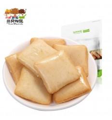 (临期特价)三只松鼠香辣素肉干 dried tofu 250g