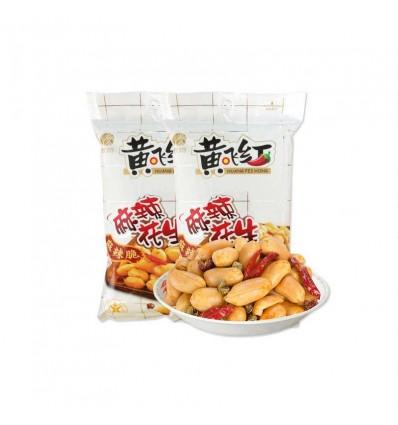 (大包装)黄飞红麻辣花生 Salty peanut 210g