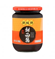 鹃城红油郫县豆瓣酱750G Shexian Red Oil Bean Sauce