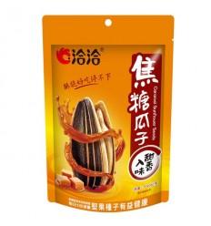 洽洽*焦糖味瓜子 108g sunflower seeds