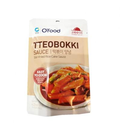 韩国三养*火鸡面酱 200g hot chicken sauce