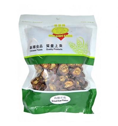 金狮牌*山楂片干 200g dried hawflakes