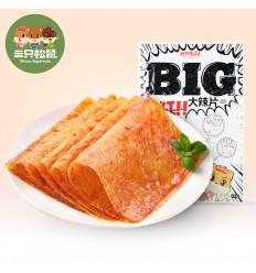 源氏*时光爆大辣片 128g flavor Toufo