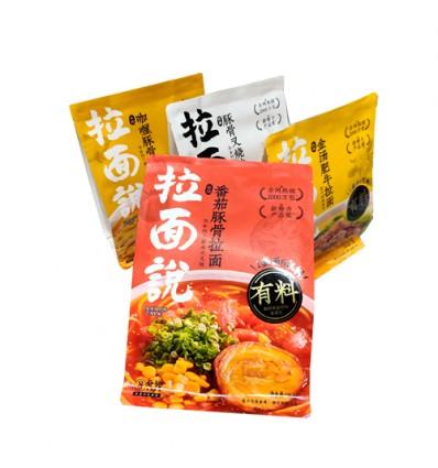 李子柒*红油面皮 135g(橙)Li Ziqi* Liuzhou Snail Noodle