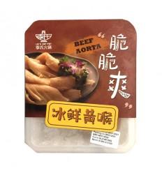 (A区) 李氏火锅*脆脆爽*冰鲜黄喉 200g Frozen Arterial