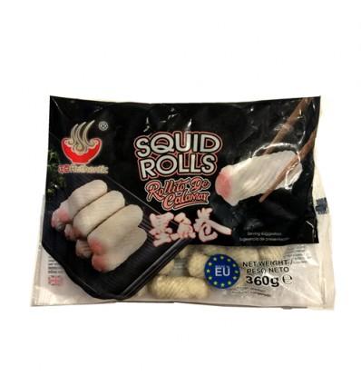 (A区) 正点*墨鱼卷 360g Cuttlefish roll