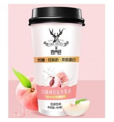 鹿角巷*蜜桃乌龙牛乳茶 115G Milk Tea