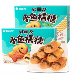 好丽友*巧克力派 204g HLY snacks