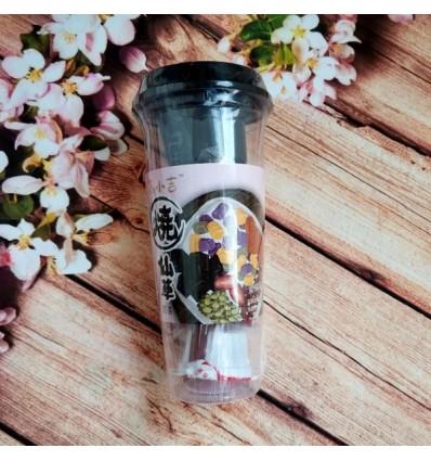 言小吉*烧仙草奶茶*牛乳味*白 238g milk tea