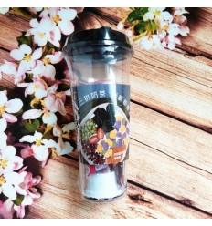 言小吉*烧仙草奶茶*蜜桃味*粉 238g milk tea