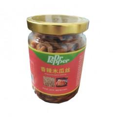 优味达 香菇榨菜 128G mustard tuber