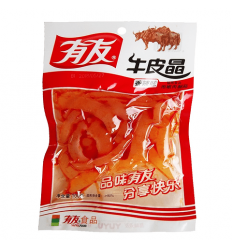 有友*猪皮晶*山椒味 90G San Pepper Flavor