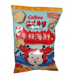 卡乐B*雪花虾片*北国之盐味 50g chips